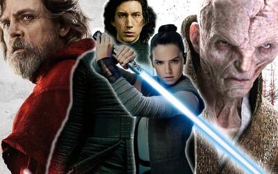The Last Jedi vtrhlo do kin jako smršť a odnáší si 450 milionů. Bude to ale stačit k překonání The Force Awakens?