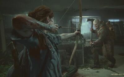 The Last of Us 2 ukazuje gameplay a vyráža dych nádhernou grafikou. Ellie má lesbický vzťah, no nežnosť rýchlo vymieňa za brutálne vraždenie