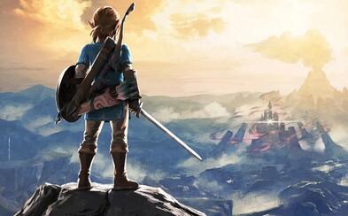 The Legend of Zelda si onedlho zahráme aj na smartfónoch. Nintendo vraj pracuje na mobilnej verzii