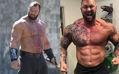The Mountain odhalil svou siláckou dietu. Monstrum z Game of Thrones si vychutnává stejné jídlo i 5krát denně