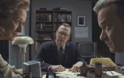 The Post: Aféra v Pentagone je napínavým a zároveň hravým návratom Stevena Spielberga ku kvalite (Recenzia)