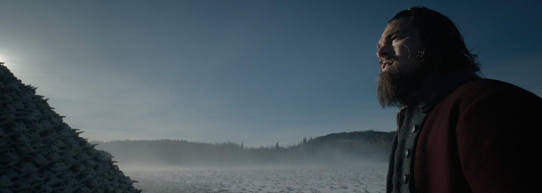 The Revenant s Leonardom DiCapriom odhaľuje nebezpečné scenérie mrazivej prírody