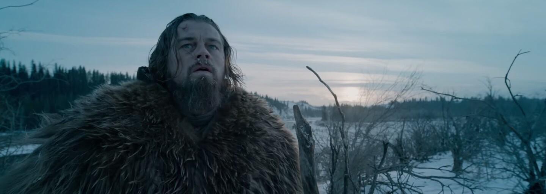 The Revenant to síce rozbalil skvelým teaser trailerom, príliš ukecanú snímku však nečakajte