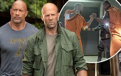 The Rock, Jason Statham a Vin Diesel nemôžu vo filme prehrať. Zmluvne limitovaný je aj počet úderov, ktoré inkasujú