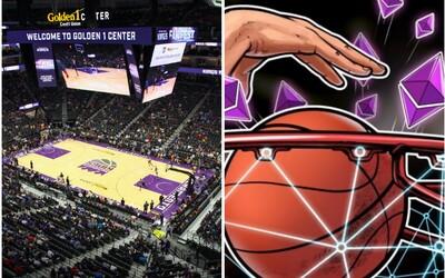 The Sacramento Kings sú prvým tímom NBA, ktorý ťaží kryptomeny. Z finančných prostriedkov bude financovať študijné programy