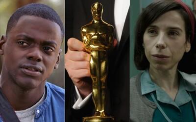 The Shape of Water, Get Out,  Blade Runner a Gary Oldman mají Oscara! Předávání cen se neslo v duchu podpory žen a menšin