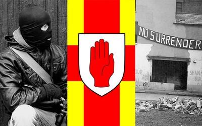 The Troubles: Etnický konflikt v Severnom Írsku, ktorý prerástol do masakru civilistov, bombových útokov a politických čistiek