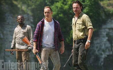 The Walking Dead nám predstavuje nové postavy a časť príbehu zo 6. série