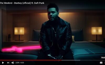 The Weeknd a Daft Punk čelia žalobe vo výške 5 miliónov dolárov za plagiátorstvo
