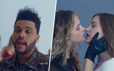 The Weeknd a nádherné polonahé modelky sekundují kanadskému objevu NAV ve videoklipu k výborné skladbě Some Way