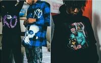 The Weeknd na nejnovější kolekci oblečení spolupracoval s fanoušky. Výsledek může konkurovat běžným značkám