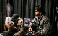 The Weeknd nechal všetkých pochybovačov za sebou skvelou slohou na remixe skladby Rambo
