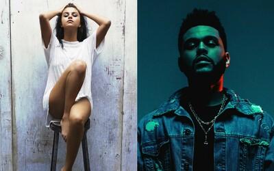The Weeknd nezůstal své pověsti nic dlužný. Modelku z Victoria's Secret vystřídala Selena Gomez
