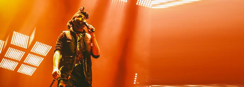 The Weeknd odhalil svou kolekci oblečení a tenisek s Alexandrem Wangem