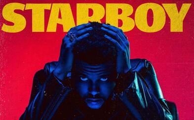 The Weeknd oficiálně vydává třetí sólové album Starboy, které si nyní můžeš poslechnout na Apple Music či Spotify