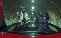 The Weeknd oslavuje narodeniny novým videoklipom, v ktorom sa objavujú Drake, A$AP Rocky a ďalší