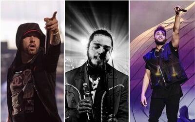 The Weeknd, Post Malone ani Eminem se do Česka nechystají. Nauč se rozeznat falešný Facebook event zahraničního interpreta