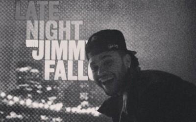 The Weeknd s vystúpením u Jimmyho Fallona