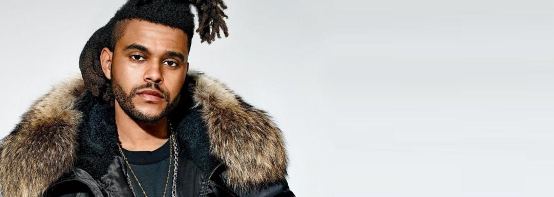 The Weeknd v kouscích z Kanyeho kolekce Season 1 pro časopis GQ