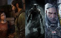 The Witcher 3, The Last of Us nebo Skyrim. Odhalujeme nejlepší hry 21. století podle kritiků a recenzentů