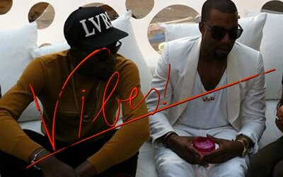 Theophilus London posiela track s Kanyem a rovno aj stream celého albumu Vibes