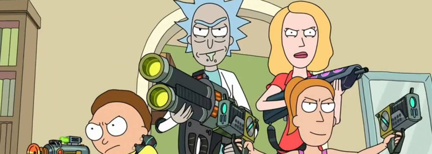 These Are the Top 10 Animated Series Currently Out There