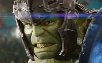 Thor: Ragnarok je pro Hulka jen začátkem trilogie. Objeví se ještě v dalších dvou marvelovkách a čeká ho i charakterový vývoj