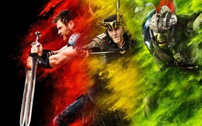Thor: Ragnarok totálne roztrhal kiná. Na konte má pomaly pol miliardy a potvrdzuje tak, že Marvel nevie šliapnuť vedľa (Box Office)