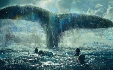 Thor sa bez kladiva vydáva na kraj sveta a stavia sa proti ozrutnému Moby Dickovi vo finálnom traileri