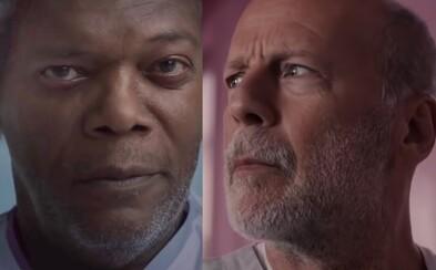 Thriller Glass od M. Night Shyamalana spojuje postavy z Unbreakable a Split