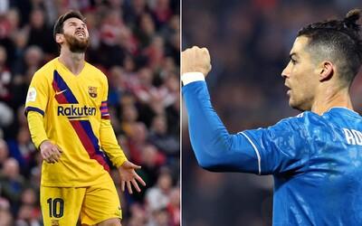 Ti, co si myslí, že je Ronaldo lepší než Messi, neví nic o fotbale. Drsná slova vyslovila fotbalová legenda