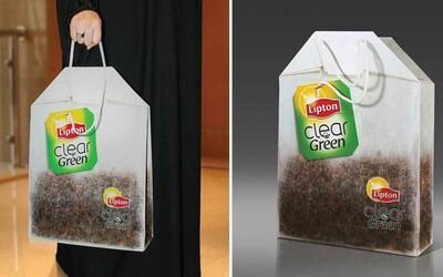 Tie najkreatívnejšie nákupné tašky všetkých čias