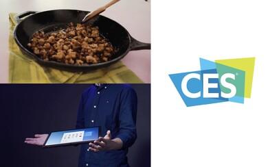 Tie najlepšie hračky z technologického veľtrhu CES 2020: Impossible pork, 8K televízory a skladacie displeje