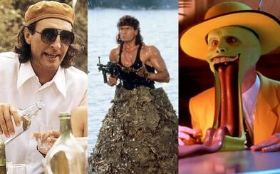 Tie najlepšie komédie, animáky a westerny priniesli v 90. rokoch množstvo zábavy, dobrodružstva, ale aj nezabudnuteľných príbehov