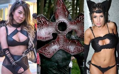 Tie najsexy a najkreatívnejšie cosplay kostýmy obrovskej fanúšikovskej výstavy menom Wonder Con