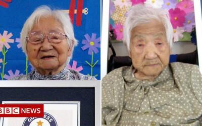 Tieto 107-ročné sestry sú najstaršie dvojčatá na svete. Boli zapísané do Guinnessovej knihy rekordov