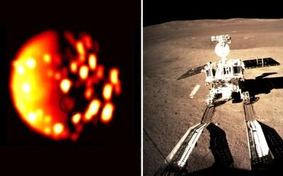 Tieto fotky len tak neuvidíš. Odvrátená strana Mesiaca či aktívne vulkány vyzerajú fascinujúco