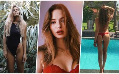 Tieto Slovenky a Češky dodajú tvojmu Instagramu poriadnu dávku krásy. Pokochaj sa decembrovou nádielkou z našich končín