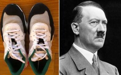 Tieto tenisky ľudom pripomínajú Hitlera. Niektorí zákazníci ich preto radšej predali