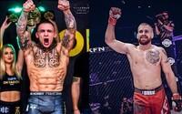 Tieto zápasy by na slovenskej MMA scéne rozpútali peklo. Kedy sa pobijú Végh s Vémolom?