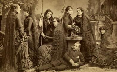 Tieto ženy svojimi vlasmi pripomínajú Rapunzel. Na ich umývanie by sme však potrebovali termín v diári