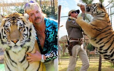 Tiger King dostane v neděli na Netflixu novou epizodu