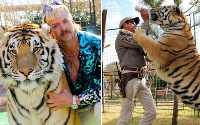 Tiger King dostane v nedeľu na Netflixe novú epizódu