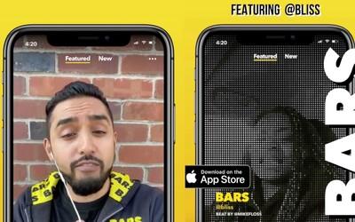 TikTok pro rapery. Facebook chystá aplikaci, kde můžeš rapovat s konkurenty z celého světa