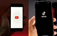 TikToku roste konkurence. YouTube Shorts jdou na americký trh dříve, než se předpokládalo