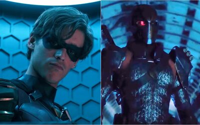 Tím Titans sa v 2. sérii pustí do boja proti Deathstrokeovi. Pomocnú ruku im podá Batman aj Superboy