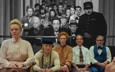Timothée Chalamet, Bill Murray, Benicio del Toro, Owen Wilson a jiní září v traileru na šílený film o francouzských novinářích