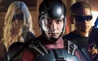 Tímovka od DC, Legends of Tomorrow, prichádza s nadupaným trailerom