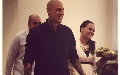 Tina a Separ sú oficiálne manželia!