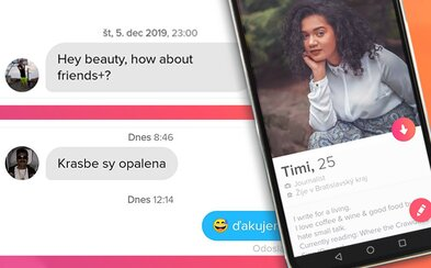 """Tinder výzva: 30 dní jsem každého """"svajpla"""" doprava. Ze stovek shod a téměř 20 rande vybírám to nejlepší (a nejhorší)"""